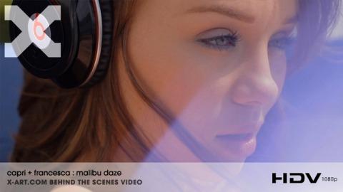 Francesca & Capri: Malibu Daze