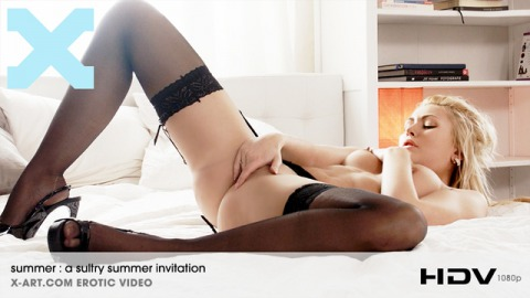 A Sultry Summer Invitation