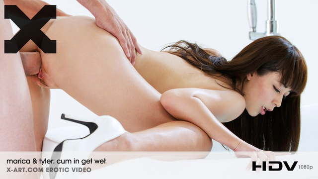 Cum In Get Wet